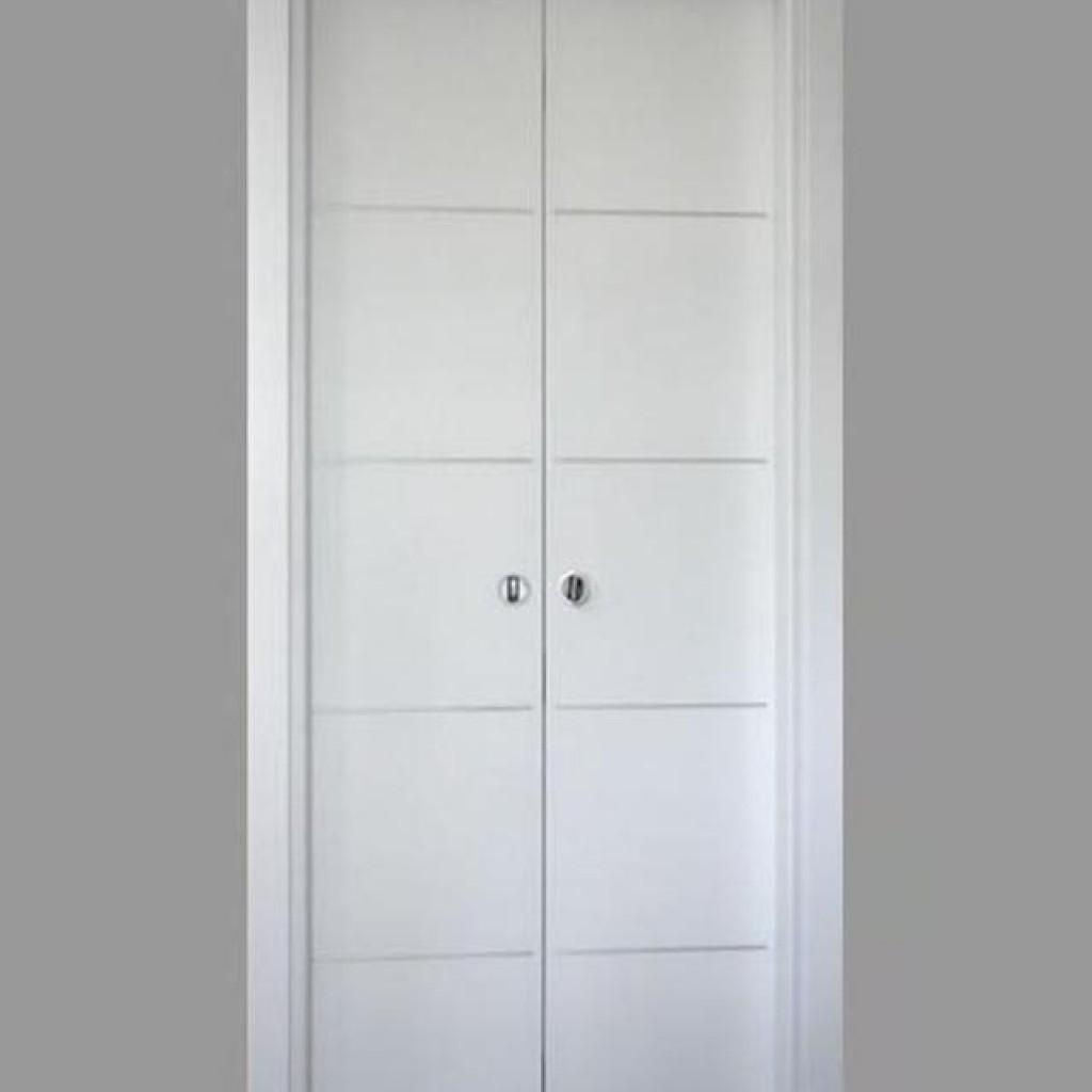 PORTE INTERNE A LIBRO > DENIA | Serramenti in Alluminio, Legno e PVC