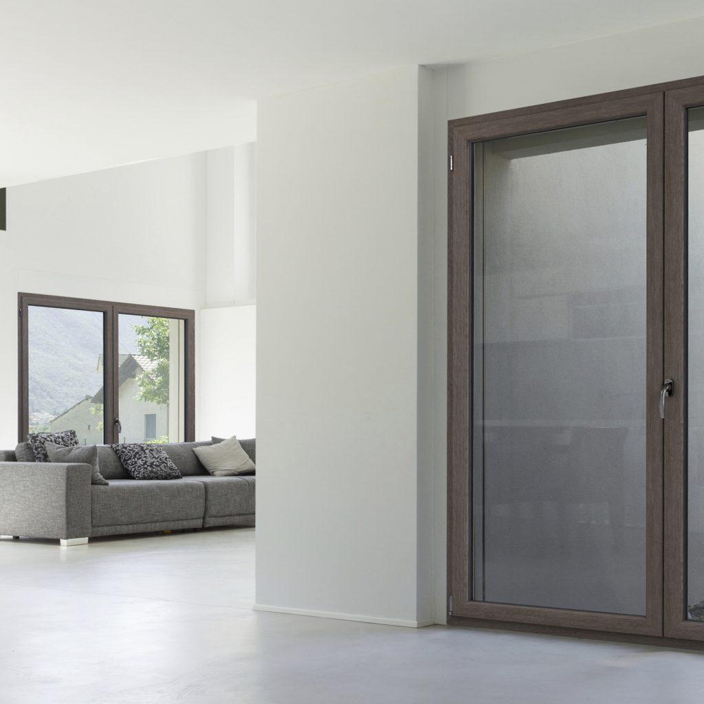 Serramenti in alluminio legno e pvc denia serramenti milano monza e brianza - Finestre esterne in alluminio ...