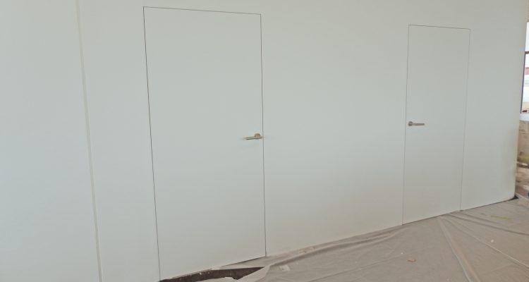 Porte rasomuro