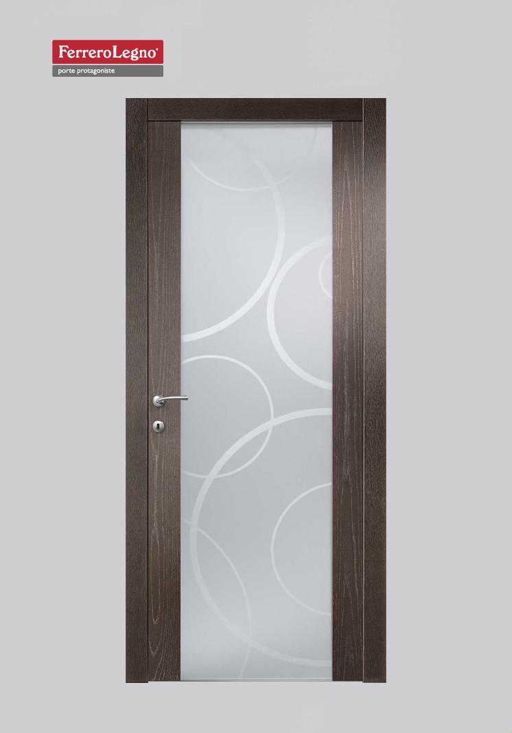 Porte interne moderne denia serramenti in alluminio - Porte interne moderne ...
